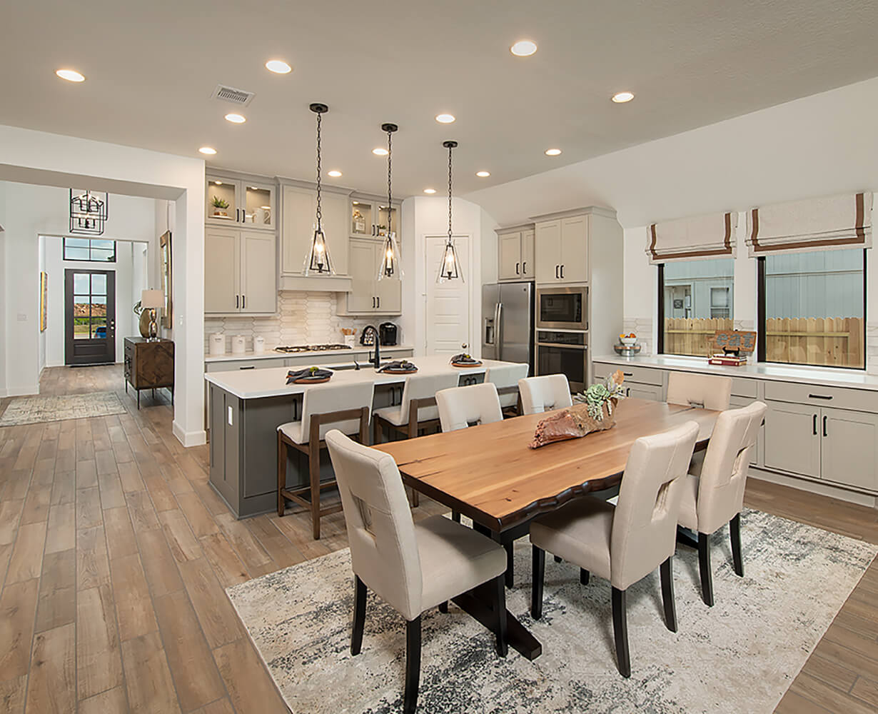 Perry Homes Kitchen Photo
