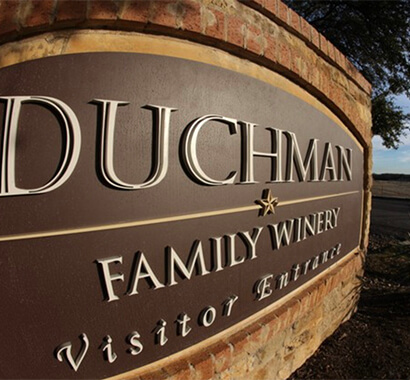Duchmans Family Winery Photo of Sign