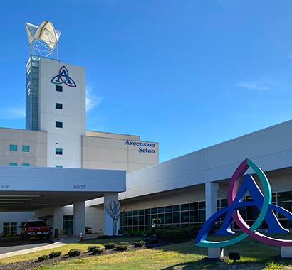 Ascension Seton Hospital in Kyle Texas Photo