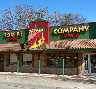 Texas Pie Company Photo in Downtown Kyle Texas